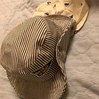 サンカンシオン(3can4on)の3can4on 帽子52cm(帽子)