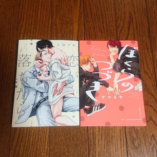 上田アキ アマミヤ BL エンタメ/ホビーの漫画(ボーイズラブ(BL))の商品写真