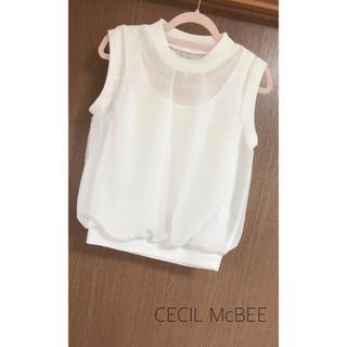 CECIL McBEE - CECIL McBEE トップス