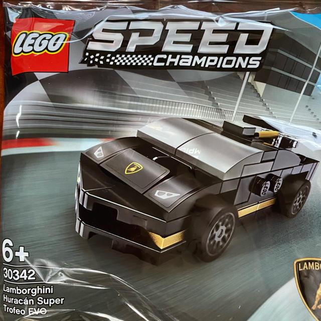 Lego(レゴ)のレゴ ランボルギーニ ポリバック キッズ/ベビー/マタニティのおもちゃ(積み木/ブロック)の商品写真