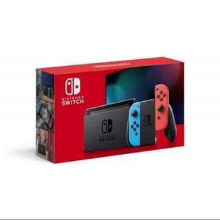 ニンテンドースイッチ(Nintendo Switch)の任天堂 スイッチ Nintendo Switch 本体 新品 (家庭用ゲーム機本体)