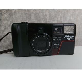 ニコン(Nikon)の[完動品]Nikon TW2D 作例あり(フィルムカメラ)