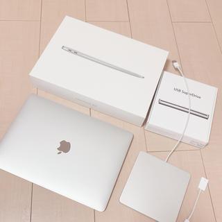 Apple - MacBook Air、SuperDriveセット。2020購入