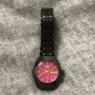 オリエント(ORIENT)のオリエント レディース腕時計 手巻き(腕時計)