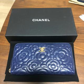 シャネル(CHANEL)のシャネル長財布(長財布)