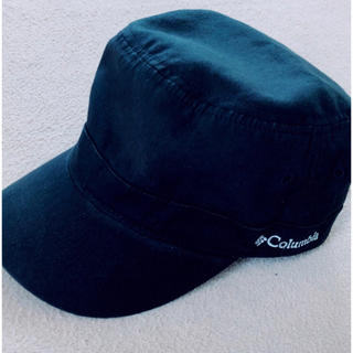 コロンビア(Columbia)のColumbia ワークキャップ 帽子 4連休限定値下げ(キャップ)