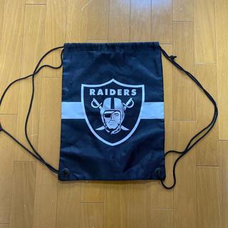 Las Vegas Oakland Raiders ナップサック
