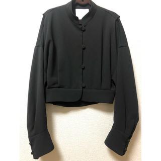 マメ(mame)の【キコ様専用】mame 2020SS ジャケット サイズ 2(ノーカラージャケット)