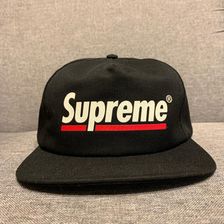 Supreme - 【新品】 Supreme 20SS Underline 5-panel Cap
