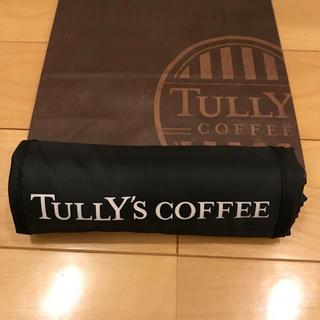 TULLY'S COFFEE - タリーズ エコバッグ ブラック