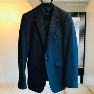 THE SUIT COMPANY - スーツセレクト スーツ セットアップ ネイビーストライプ