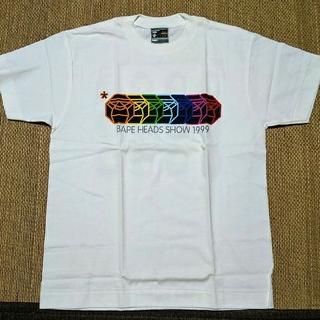 アベイシングエイプ(A BATHING APE)のBAPE HEADS SHOW 1999 Tシャツ APE(Tシャツ/カットソー(半袖/袖なし))