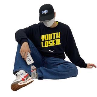 【いいね不要】youth loser × PUMA スウェット atmos 新品