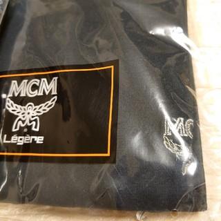 エムシーエム(MCM)のMCMの黒の半袖丸首Tシャツ(2枚組)(Tシャツ/カットソー(半袖/袖なし))
