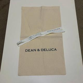 ディーンアンドデルーカ(DEAN & DELUCA)のDEAN&DELUCA ラッピング 袋 リボン(ショップ袋)
