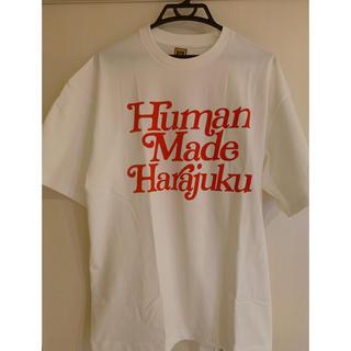 アベイシングエイプ(A BATHING APE)のHuman Made T-SHIRT HARAJUKU GDC  XLサイズ(Tシャツ/カットソー(半袖/袖なし))