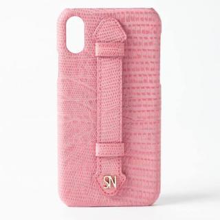 サミールナスリ(SMIR NASLI)の新品♡定価4060円 サミールナスリ iPhoneX、Xsケース (iPhoneケース)