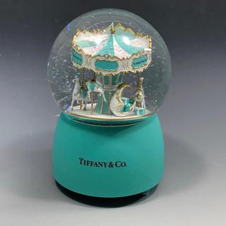 Tiffany & Co. - 新品★TIFFANY ティファニー スノードーム Tiffany&Co.