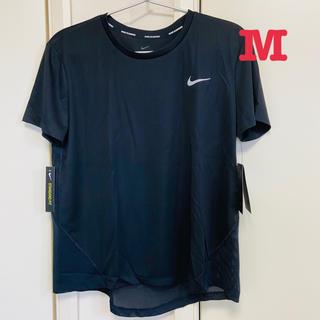 NIKE - 新品 ナイキ  半袖Tシャツ  スポーツウェア レディース Mサイズ ブラック