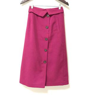 Techichi - テチチ ロングタイトスカート 美品