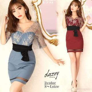 デイジーストア(dazzy store)のdazzy キャバ ドレス(ミニドレス)