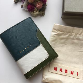 Marni - マルニ コンパクト財布 折り畳み財布