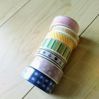 マスキングテープ 7巻(テープ/マスキングテープ)