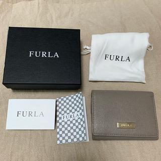 Furla - FURLA フルラ 財布 三つ折財布 グレージュ