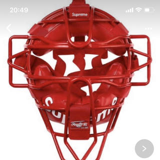 シュプリーム(Supreme)のsupreme  catcher mask(防具)