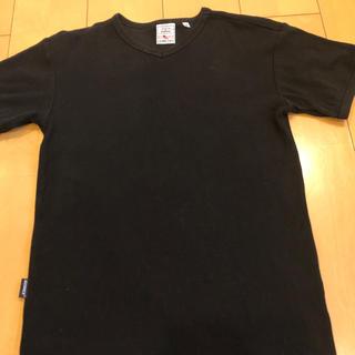 アヴィレックス(AVIREX)のアヴィレックス デイリーシリーズ Tシャツ Vネック 半袖 サイズS メンズ (Tシャツ/カットソー(七分/長袖))