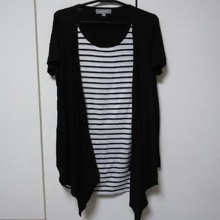 2way授乳服 半袖 Lサイズ