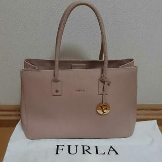 Furla - 【超美品】FURLA フルラ A4サイズ トートバッグ リンダ
