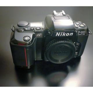 ニコン(Nikon)のNikon  F-601 QUARTZ DATE カメラ本体のみ(フィルムカメラ)