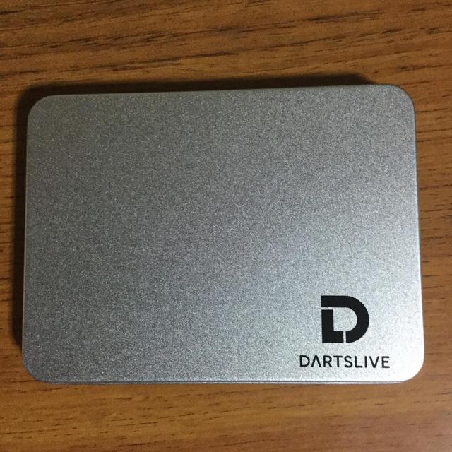 DARTSLIVE 副島 ダーツ セット エンタメ/ホビーのテーブルゲーム/ホビー(ダーツ)の商品写真