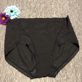 MARUKO - 新品❁⃘*.゚マルコ ショーツ大きいサイズ 補正下着 黒レースセクシー パンツ