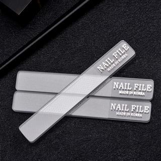 ネイルシャイナー 爪やすり 爪磨き ガラス製  1本