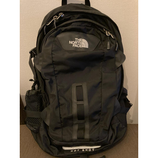 THE NORTH FACE - THE NORTH FACE HOT SHOT リュック バックパック