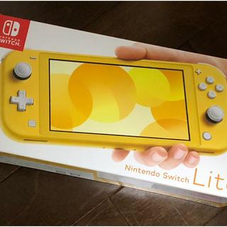 任天堂 - Nintendo Switch NINTENDO SWITCH LITE イエロ