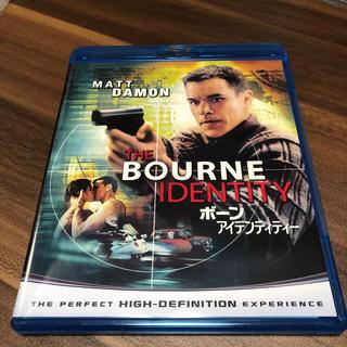 ユニバーサルエンターテインメント(UNIVERSAL ENTERTAINMENT)のボーン・アイデンティティー Blu-ray(外国映画)