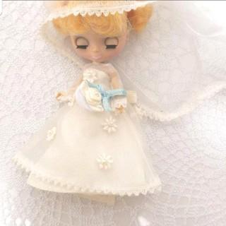 Takara Tomy - サマーセール♪ 6月の花嫁 プチブライス ブライド版♡