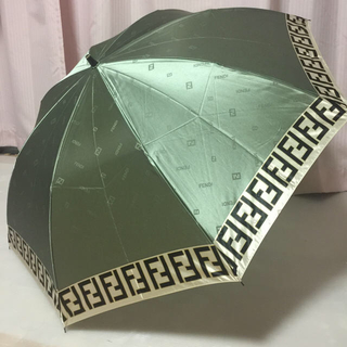 FENDI - フェンディ 傘 折りたたみ傘 ブランド傘 ハイブランド 58cm