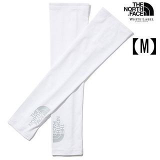 THE NORTH FACE - 《国内未入荷》ノースフェイス Wristlet UV対策 アームカバー【白/M】