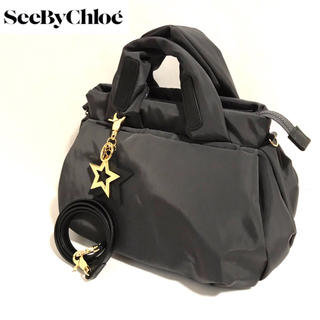 SEE BY CHLOE - 【正規品】未使用に近い✨シーバイクロエ JOY RIDER 2wayバッグ