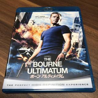 ユニバーサルエンターテインメント(UNIVERSAL ENTERTAINMENT)のボーン・アルティメイタム Blu-ray(外国映画)