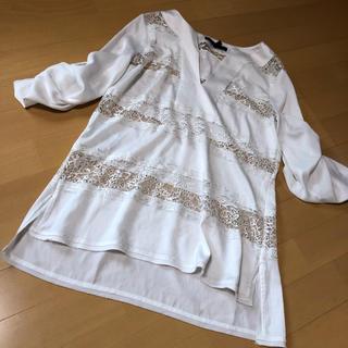 ビーシービージーマックスアズリア(BCBGMAXAZRIA)のBCBG maxazria ♡ブラウス(シャツ/ブラウス(半袖/袖なし))
