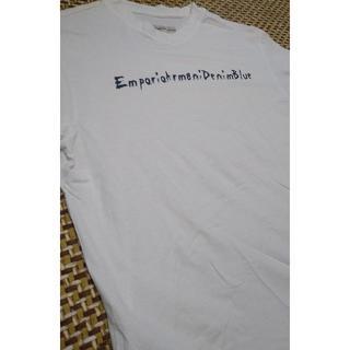 Emporio Armani - Emporio Armani エンポリオアルマーニ Tシャツ M 白