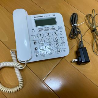 パナソニック(Panasonic)のパナソニック 電話機 VE(その他)