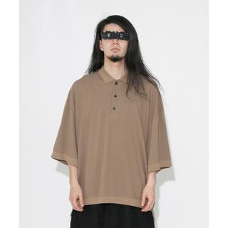 シュプリーム(Supreme)のVOAAOV seed stich BIG polo(ポロシャツ)