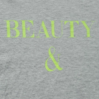BEAUTY&YOUTH UNITED ARROWS - ユナイテッドアローズ 前後プリント Tシャツ