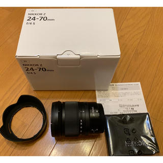 Nikon - ニコンNIKKOR Z 24-70mm f/4 S 美品